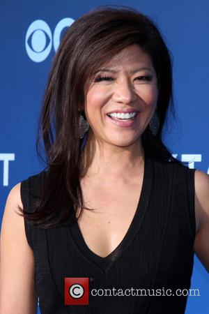 Julie Chen - CBS Television presents 'Extant' premier screening and party - Arrivals - Los Angeles, California, United States -...