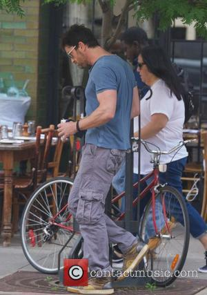 Gerard Butler - Gerard Butler spotted in the East Village in New York City - New York City, New York,...