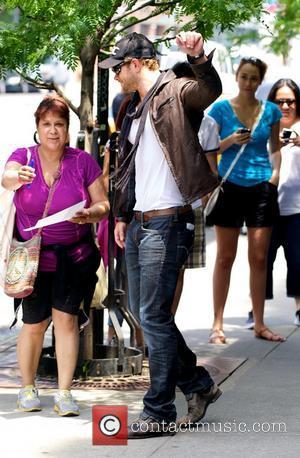 Kellan Lutz - Kellan Lutz spotted in the East Village in New York City - New York City, New York,...