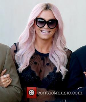 Kesha - Kesha At The Jimmy Kimmel Show