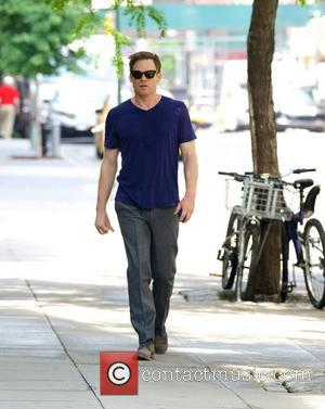 Michael C. Hall - Michael C. Hall spotted in the East Village in New York City - New York City,...