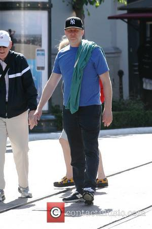 Michael Rapaport - Michael Rapaport shopping at The Grove - Los Angeles, California, United States - Tuesday 17th June 2014