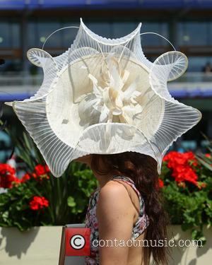 2014 Royal Ascot - Atmosphere and Celebrity Sightings - Day 1 - Ascot, United Kingdom - Tuesday 17th June 2014