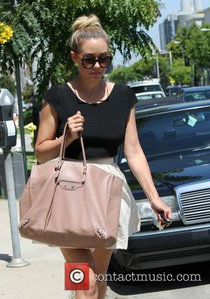 Lauren Conrad - Lauren Conrad spotted out for lunch in West Hollywood - Los Angeles, California, United States - Wednesday...