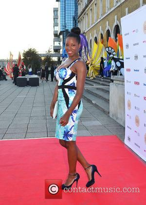 Jamelia - National Film and Television School's (NFTS) Gala at the Old Billingsgate Market - London, United Kingdom - Wednesday...