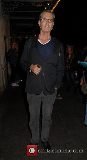 Rupert Everett - Celebrities attend Skylight Press Night at Wyndham's Theatre - London, United Kingdom - Wednesday 18th June 2014