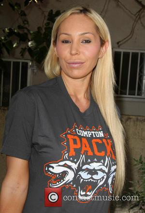 Mary Carey - Private LA Football League Summer Kickoff Suite featuring LA Football League T-Shirts - Los Angeles, California, United...