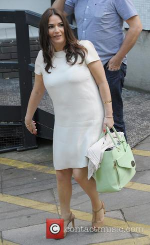 Debbie Rush - Celebrities outside the ITV studios - London, United Kingdom - Wednesday 18th June 2014