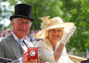 Prince Charles, Prince Of Wales Camilla and Duchess Of Cornwall