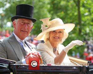 Prince Charles, Prince of Wales Camilla and Duchess of Cornwall - 2014 Royal Ascot - Royal Arrivals - Day 2...