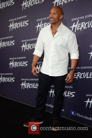 Dwayne Johnson - The premeire of 'Hercules' held at Event Cinema Sydney - Arrivals - Sydney, Australia - Thursday 19th...