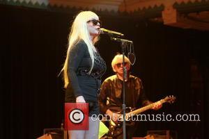 Debbie Harry, Chris Stein and Blondie