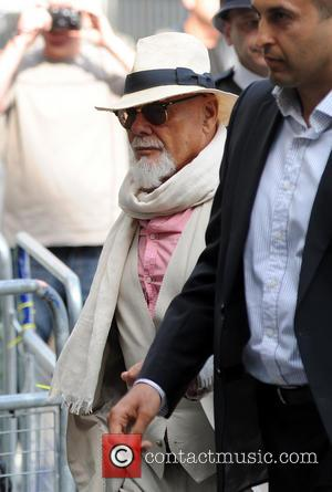 Gary Glitter Appears In Court On Sex Charges