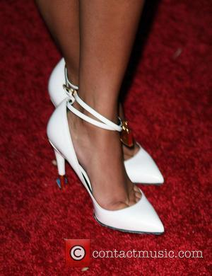 Adrienne Bailon - 2014 American Black Film Festival - 'Think Like A Man Too' Premiere at SVA Theater - New...