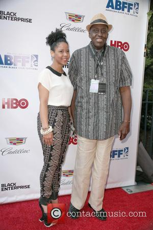 Nathalie Carril-king and Bill Duke