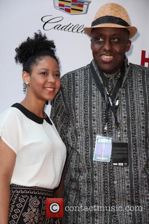 Bill Duke and Nathalie Carril-king