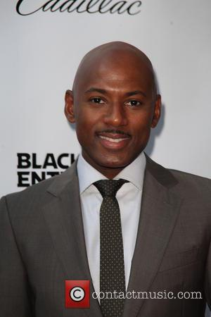 Romany Malco - 2014 American Black Film Festival - 'Think Like A Man Too' Premiere at SVA Theater - New...