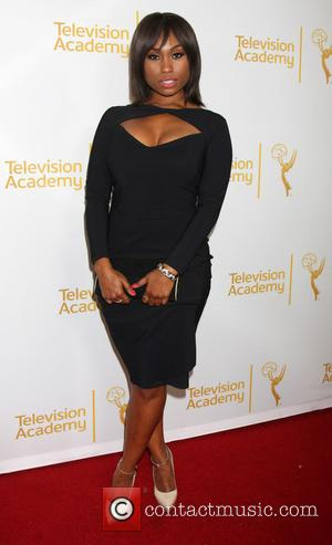 Angell Conwell - Academy of Television Arts and Sciences (ATAS) Daytime Emmy Nominees Reception 2014 - Arrivals - West Hollywood,...