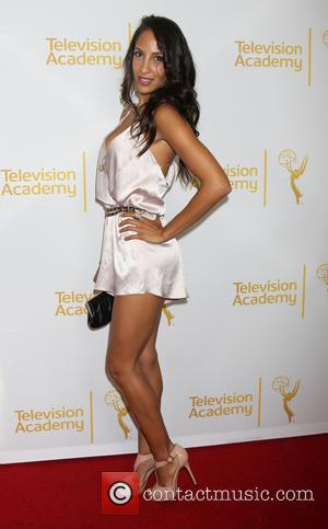 Christel Khalil - Academy of Television Arts and Sciences (ATAS) Daytime Emmy Nominees Reception 2014 - Arrivals - West Hollywood,...