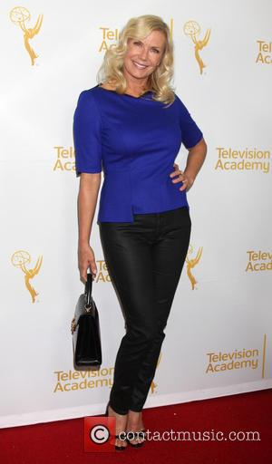 Katherine Kelly Lang - Academy of Television Arts and Sciences (ATAS) Daytime Emmy Nominees Reception 2014 - Arrivals - Los...