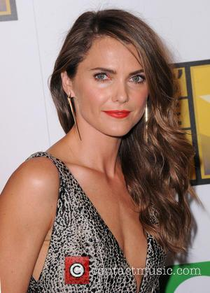 Keri Russell at Beverly Hilton Hotel