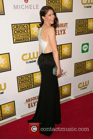 Amanda Crew - 4th Annual Critics' Choice Television Awards at The Beverly Hilton Hotel - Arrivals - Los Angeles, California,...