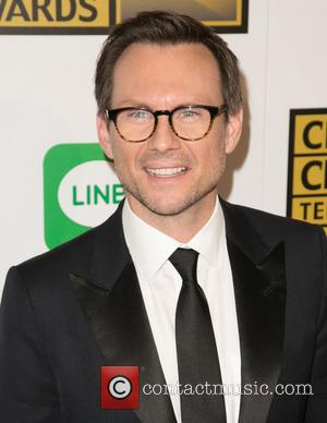 Christian Slater - 4th Annual Critics' Choice Television Awards at The Beverly Hilton Hotel - Arrivals - Los Angeles, California,...