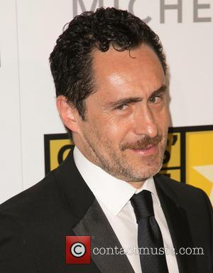 Demian Bichir - 4th Annual Critics' Choice Television Awards at The Beverly Hilton Hotel - Arrivals - Los Angeles, California,...