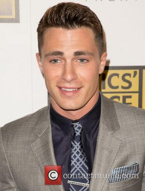 Colton Haynes - 4th Annual Critics' Choice Television Awards at The Beverly Hilton Hotel - Arrivals - Los Angeles, California,...