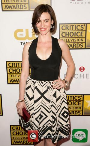 Maggie Siff - 4th Annual Critics' Choice Television Awards at The Beverly Hilton Hotel - Arrivals - Los Angeles, California,...