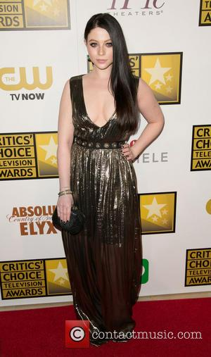 Michelle Trachtenberg - 4th Annual Critics' Choice Television Awards at The Beverly Hilton Hotel - Arrivals - Los Angeles, California,...