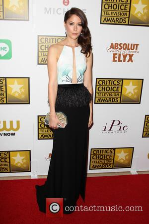 Amanda Crew - 4th Annual Critics' Choice Television Awards at The Beverly Hilton Hotel - Beverly Hills, California, United States...