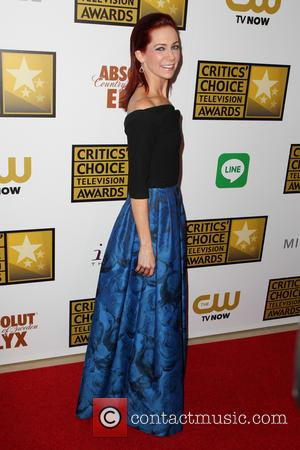 Carrie Preston - 4th Annual Critics' Choice Television Awards at The Beverly Hilton Hotel - Beverly Hills, California, United States...