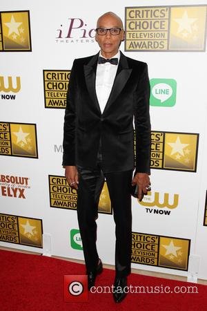 RuPaul - 4th Annual Critics' Choice Television Awards at The Beverly Hilton Hotel - Beverly Hills, California, United States -...