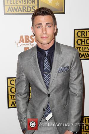 Colton Haynes - 4th Annual Critics' Choice Television Awards at The Beverly Hilton Hotel - Beverly Hills, California, United States...