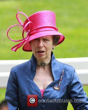 Princess Anne - 2014 Royal Ascot - Royal Arrivals - Day 3 - Ladies Day/Gold Cup Day - Ascot, United...