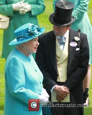 Queen Elizabeth Ii and John Warren