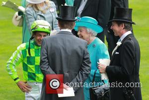 Queen Elizabeth Ii, Victor Espinoza and John Warren