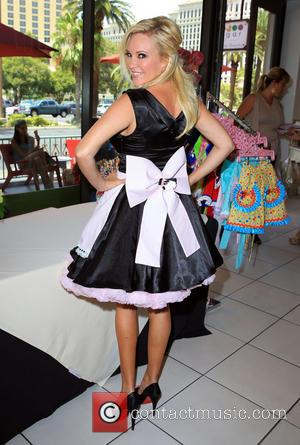 Bridget Marquardt - Bridget Marquardt hosts a trunk show at Sugar Factory Bar & Grill to debut her new collection...