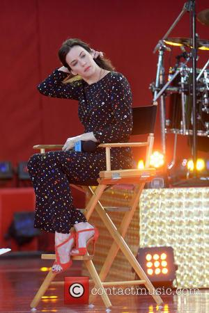 Liv Tyler - Liv Tyler at 'Good Morning America' Summer Concert Series in Central Park - Manhattan, New York, United...