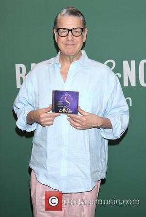 Jonathan Freeman - Aladdin Original Broadway Cast CD Signing held at Barnes and Noble bookstore. - New York, New York,...
