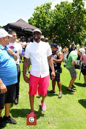 Dwyane Wade - 10th Annual Irie Weekend - Celebrity Golf Tournament - Miami Beach, Florida, United States - Friday 20th...