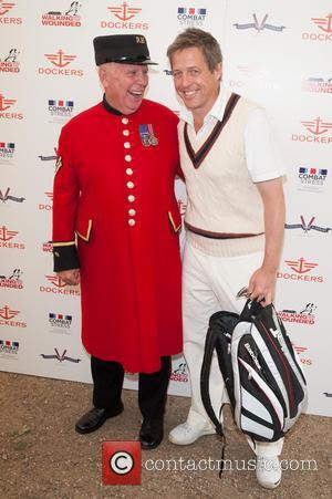 Hugh Grant and Guest