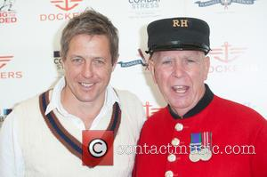 Hugh Grant and Dave Thomson