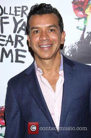 Sergio Trujillo - Holler If Ya Hear Me opening night at the Palace Theatre - Arrivals. - New York, New...