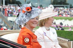 Royal Ascot 2014 - Royal Arrivals - Day 4 - Coronation Stakes - Ascot, United Kingdom - Friday 20th June...