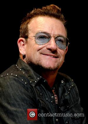 Bono - Cannes Lions Festival 2014 - RED press conference - Cannes, France - Saturday 21st June 2014