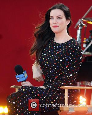 Liv Tyler - Liv Tyler at Good Morning America Concert Series to talk her HBO series the Leftovers at Rumsey...