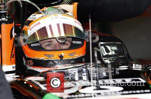 Nico Hülkenberg - Austrian Formula One Grand Prix - Qualifying Race - Steiermark, Austria - Saturday 21st June 2014
