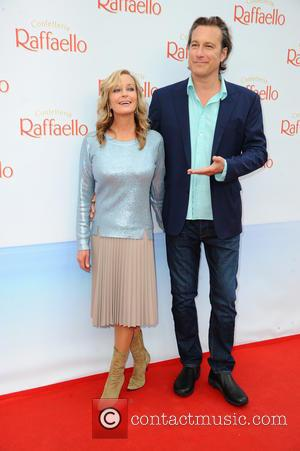 Bo Derek and John Corbett - Raffaello Summer Day 2014 at Kronprinzenpalais in Mitte - Arrvials - Berlin, Germany -...
